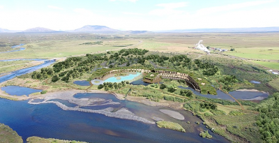 Plans for new geothermal lagoon & hotel project in the Southwest of Iceland