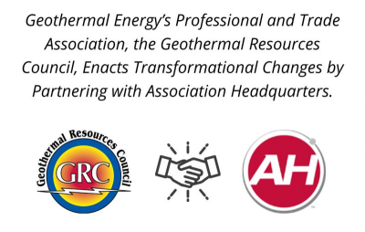 New partnership to reshape U.S.-based Geothermal Resources Council (GRC)
