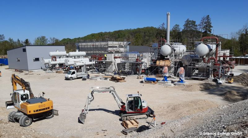 Silenos Energy secures project financings for Bruck geothermal project, Germany