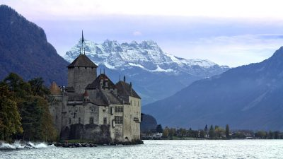 Local company seeking permit for geothermal project at Noville, Lake Geneva, Switzerland