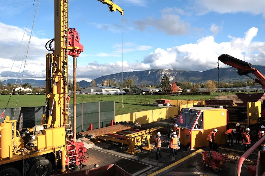 Clear momentum for geothermal energy in Switzerland
