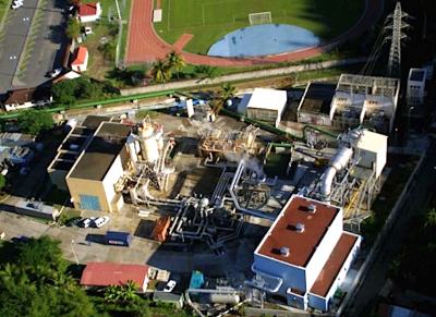 Three separate tenders on regional geothermal development in Guadeloupe, Caribbean