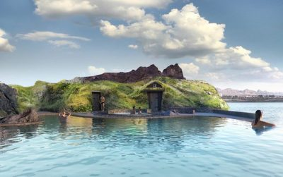New premium oceanfront geothermal lagoon to open near Reykjavik, Iceland