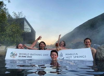 Happy World Bathing Day – the comforts of geothermal energy for wellbeing