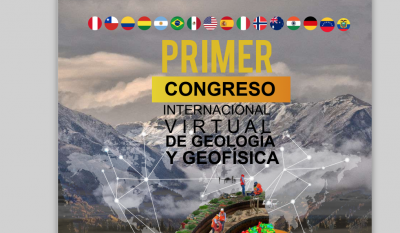 Geothermal Forum/ Virtual Int' Congress of Geology & Geophysics, Peru – 23-25 July 2020