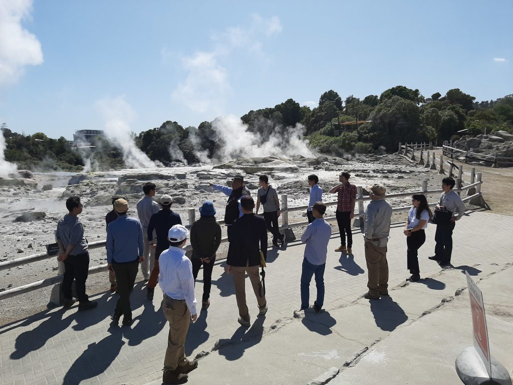 GNS Science and Japanese JOGMEC to continue geothermal partnership