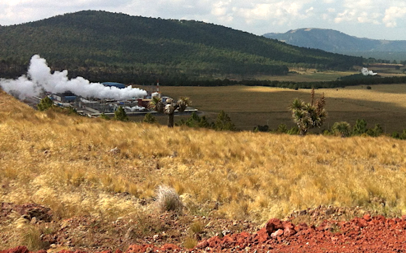 CFE cancels tender for development of Los Humeros geothermal plant in Puebla, Mexico