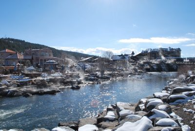 Discussions on future of geothermal heating system in Pagosa Springs, Colorado