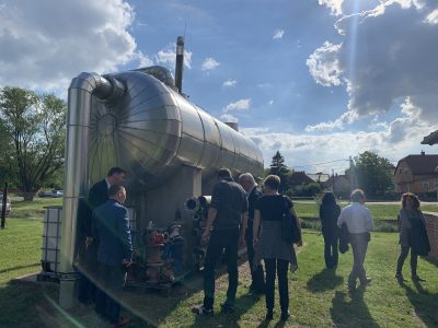 Geothermal heating as economic driver – the story of Veresegyház, Hungary