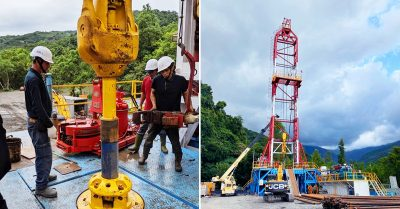 Baseload Capital started drilling for geothermal project in Taiwan