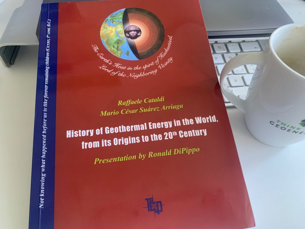 Book – History of Geothermal Energy in the World to the 20th century