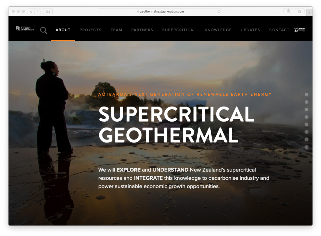 New Zealand's efforts to research how to tap into supercritical geothermal fluids