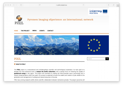 French-Spanish cross border region to characterise geothermal resources