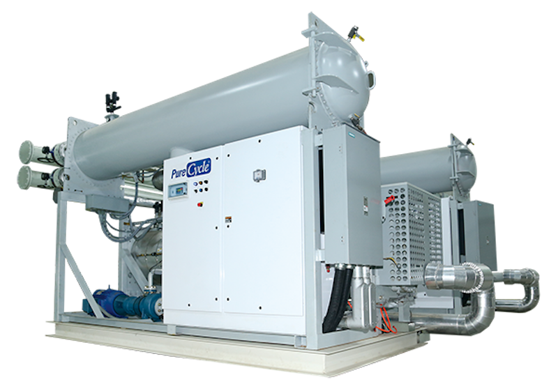 TICA to supply PureCycle ORC unit to geothermal project in Niigata, Japan