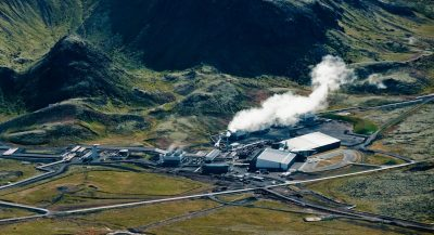 Significant expansion of carbon removal and storage planned at geothermal plant in Iceland