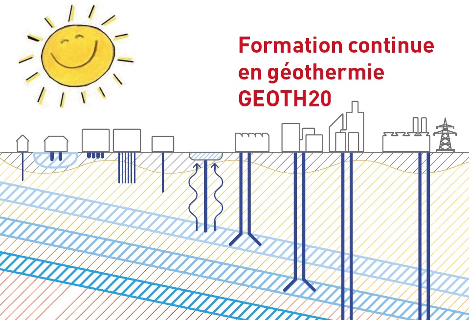 Geothermie Suisse offers new geothermal modular training course (in French)