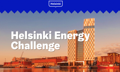Let's get geothermal heating on the map for the Helsinki Energy Challenge – deadline Sept. 30, 2020