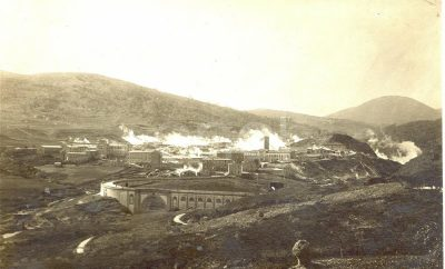 ENEL opens a treasure trove of digital assets among them fantastic historical geothermal pictures