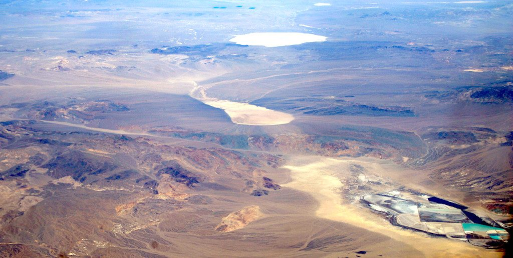 Multiagency initiative starting work on critical minerals and geothermal energy in Nevada