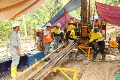 Icelandic North Tech Energy engages on drilling work for PT Geo Dipa Energy in Indonesia