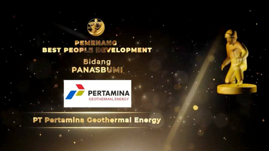 Pertamina Geothermal Energy wins three awards at IAGI Exploration Awards 2020