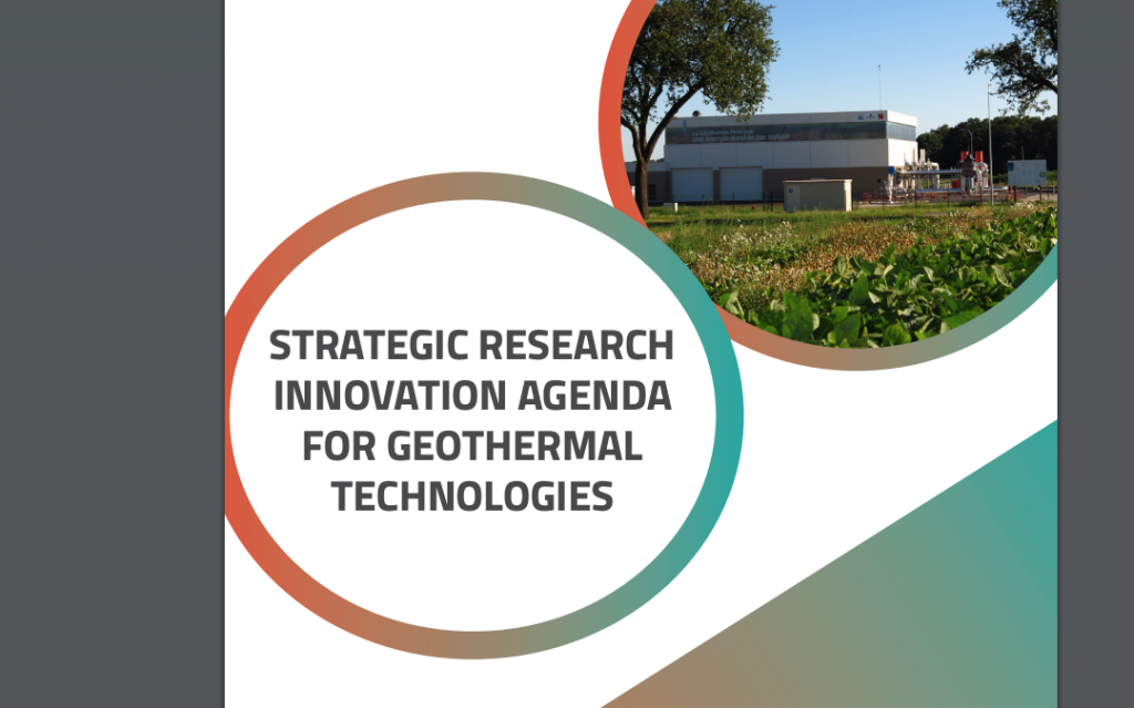 Webinar Geothermal Heating Cooling Technologies Research Innovation Sept 24 2020 Think Geoenergy Geothermal Energy News