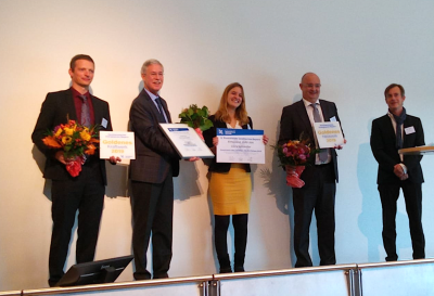 Awards announced for outstanding geothermal heat and power plants in Bavaria, Germany