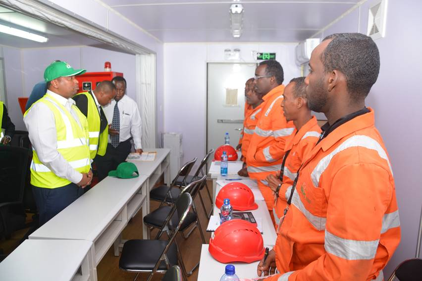 GDC prepping new training course for Djibouti's geothermal development