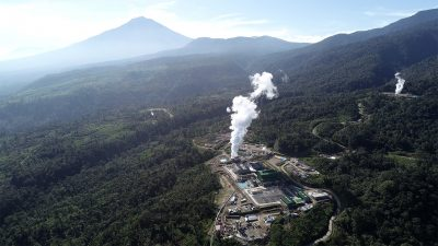 Job – Production Supervisor, geothermal steam field and plant operation, Muara Laboh, Indonesia