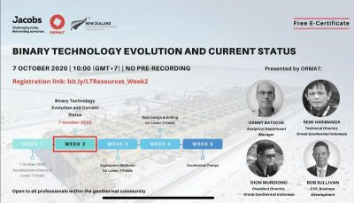 Webinar – Binary Technology Evolution and Current Status, Oct. 7, 2020