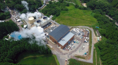 Mitsubishi Power completes renovation of Otake geothermal power station in Japan