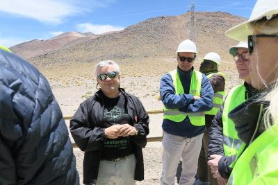 Celebrating 10 years of Chile's Geothermal Center of Excellence for the Andes
