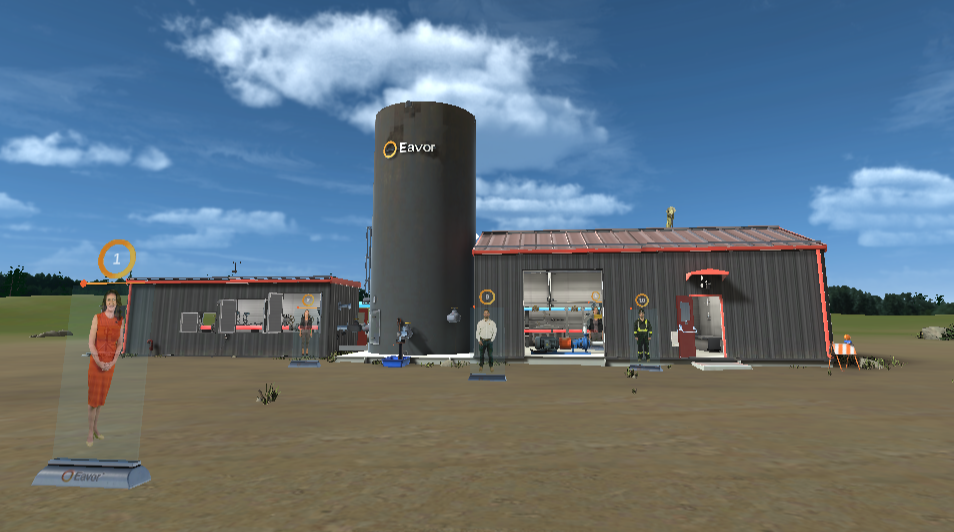 Utilising VR to educate on geothermal technology innovation – the fantastic approach by Eavor