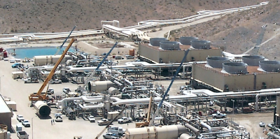 Successful closure of $323m refinancing of Coso geothermal power facility in Southern California