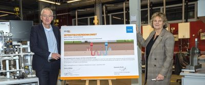 Local college could be first buyer of heat from new geothermal project the Netherlands
