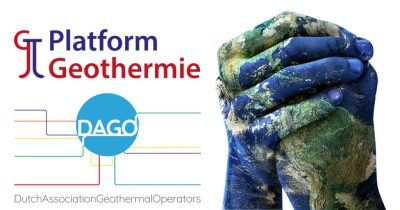 New Geothermie Nederland organisation to unite different players of the Dutch geothermal sector