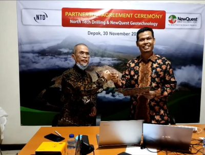Icelandic and Indonesian firms sign cooperation on small-scale geothermal development