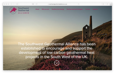 New alliance encouraging geothermal heat development in the South West of England