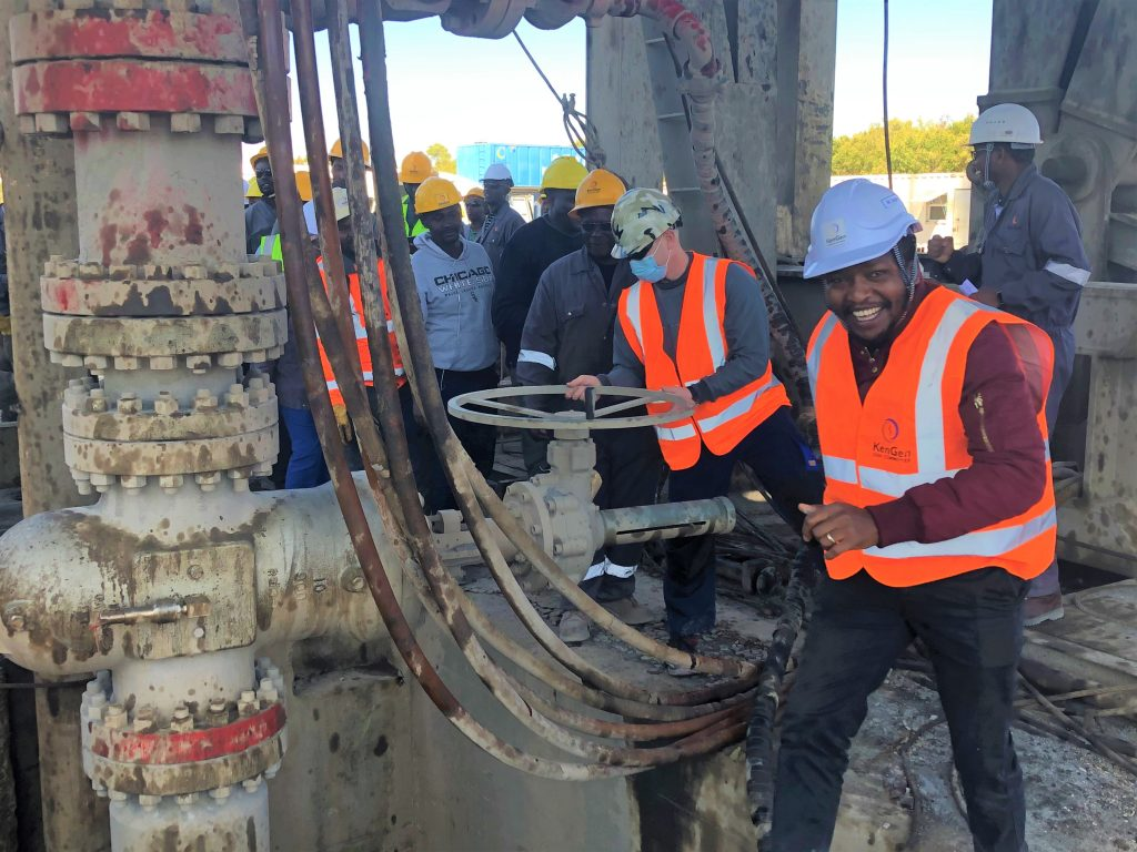 Tulu Moye Geothermal wins $10m co-financing GRMF grant from African Union