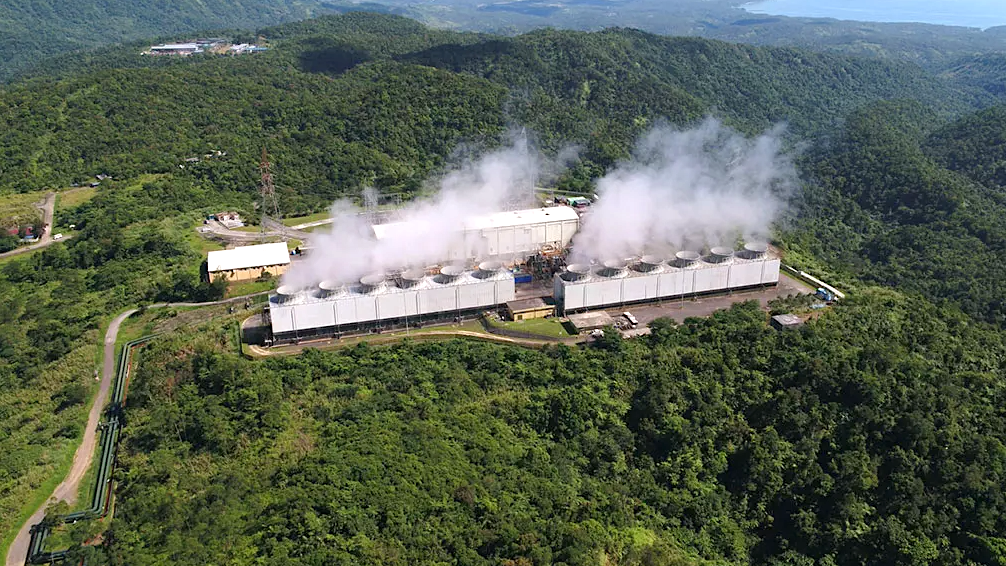 Work to kick off on 23 MW Palayan (Bacon-Manito) binary geothermal plant in the Philippines