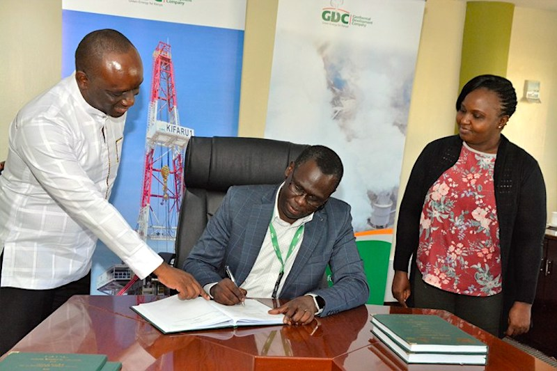 GDC signs $14.5m GRMF grant agreement for Baringo-Silali geothermal project