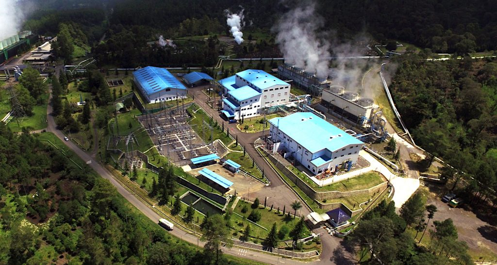 PT PGE and PT Medco Power exploring joint work on geothermal development