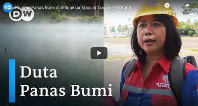 Pushing geothermal research in Indonesia, Pri Utami of Gadjha Mada University