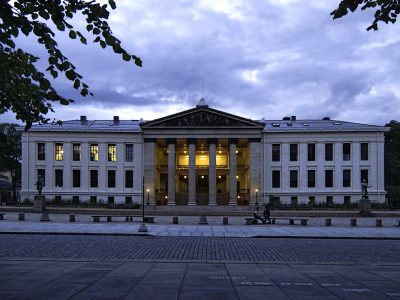 Job – PostDoc research fellow, computational and applied geophysics, University of Oslo