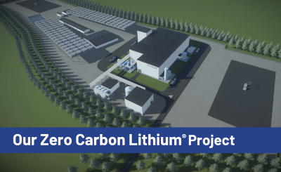 Ambitious plans to produce zero-emission lithium with geothermal in Germany