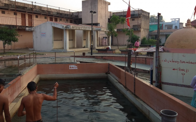 Experts see geothermal potential at hot springs in Gujarat, India