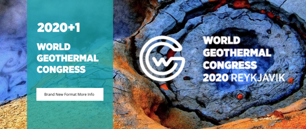 IMPORTANT UPDATE – World Geothermal Congress 2020+1 to be held in hybrid format