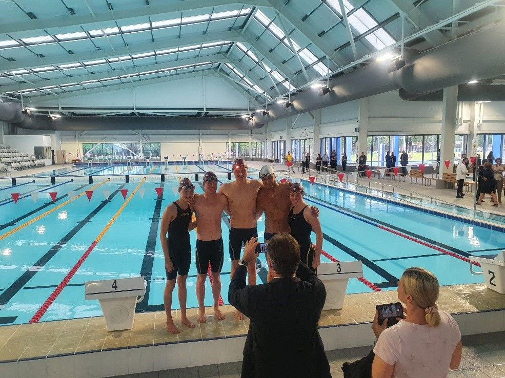 New geothermally-heated pool opens in Victoria, Australia