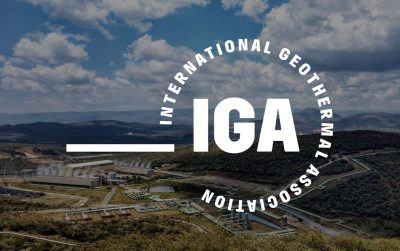 International Geothermal Association (IGA) welcomes new corporate members