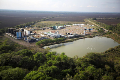 First geothermal power plant inaugurated in Colombia